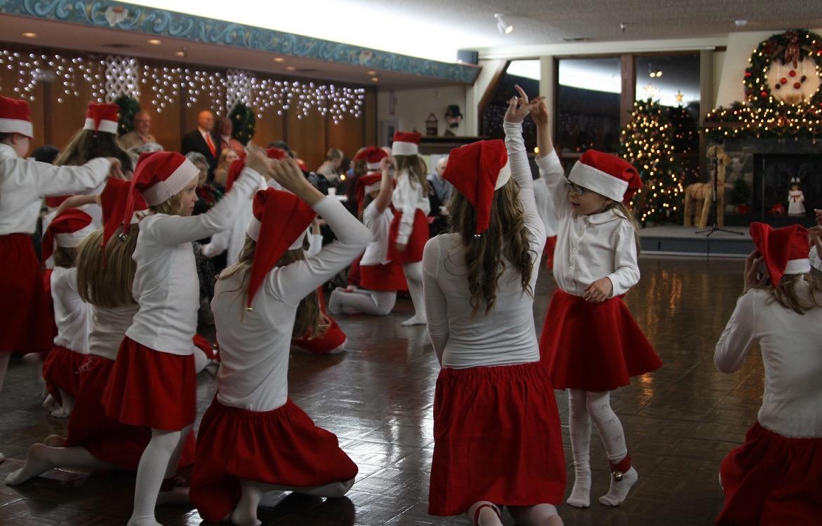 Children holiday event
